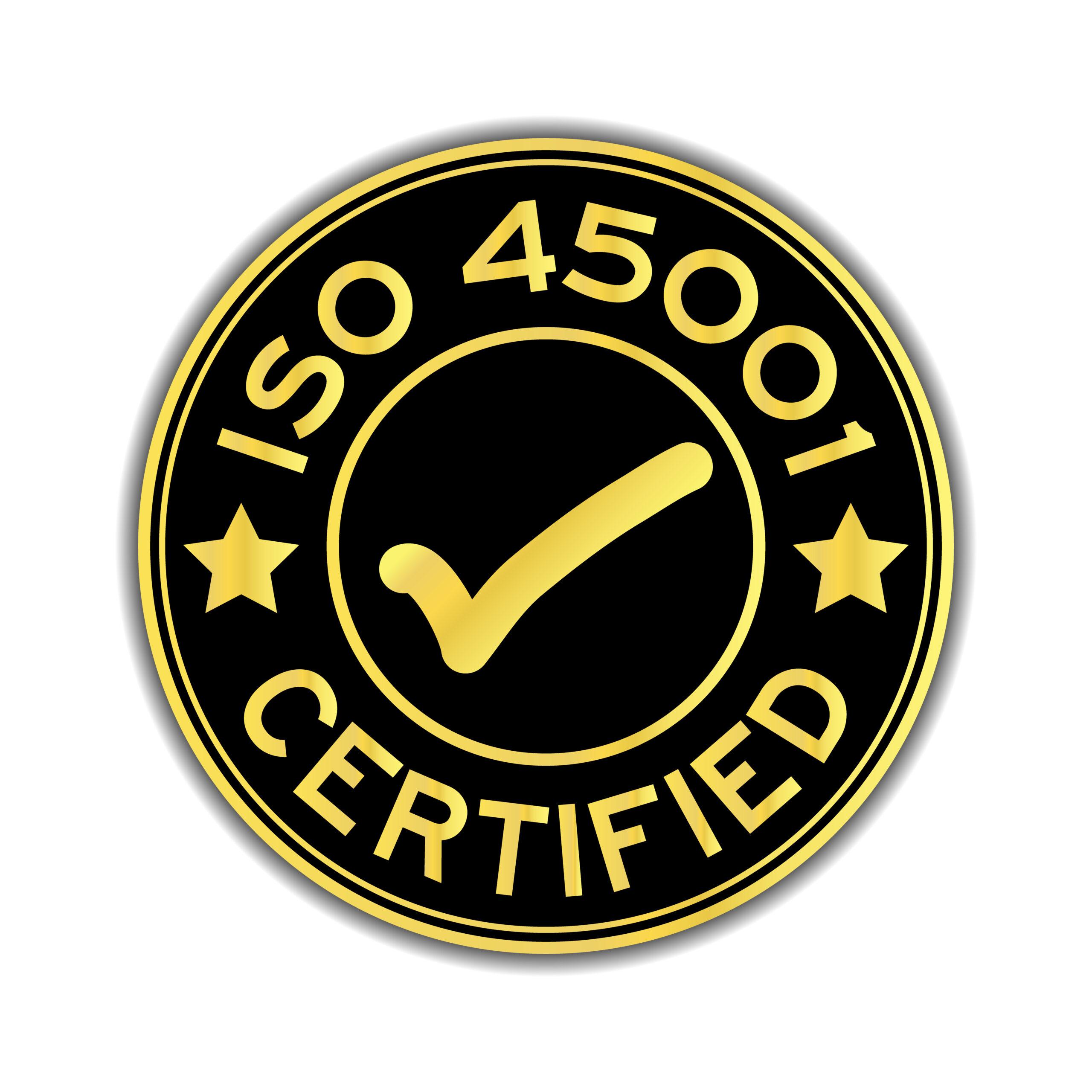 1SO 45001 Logo