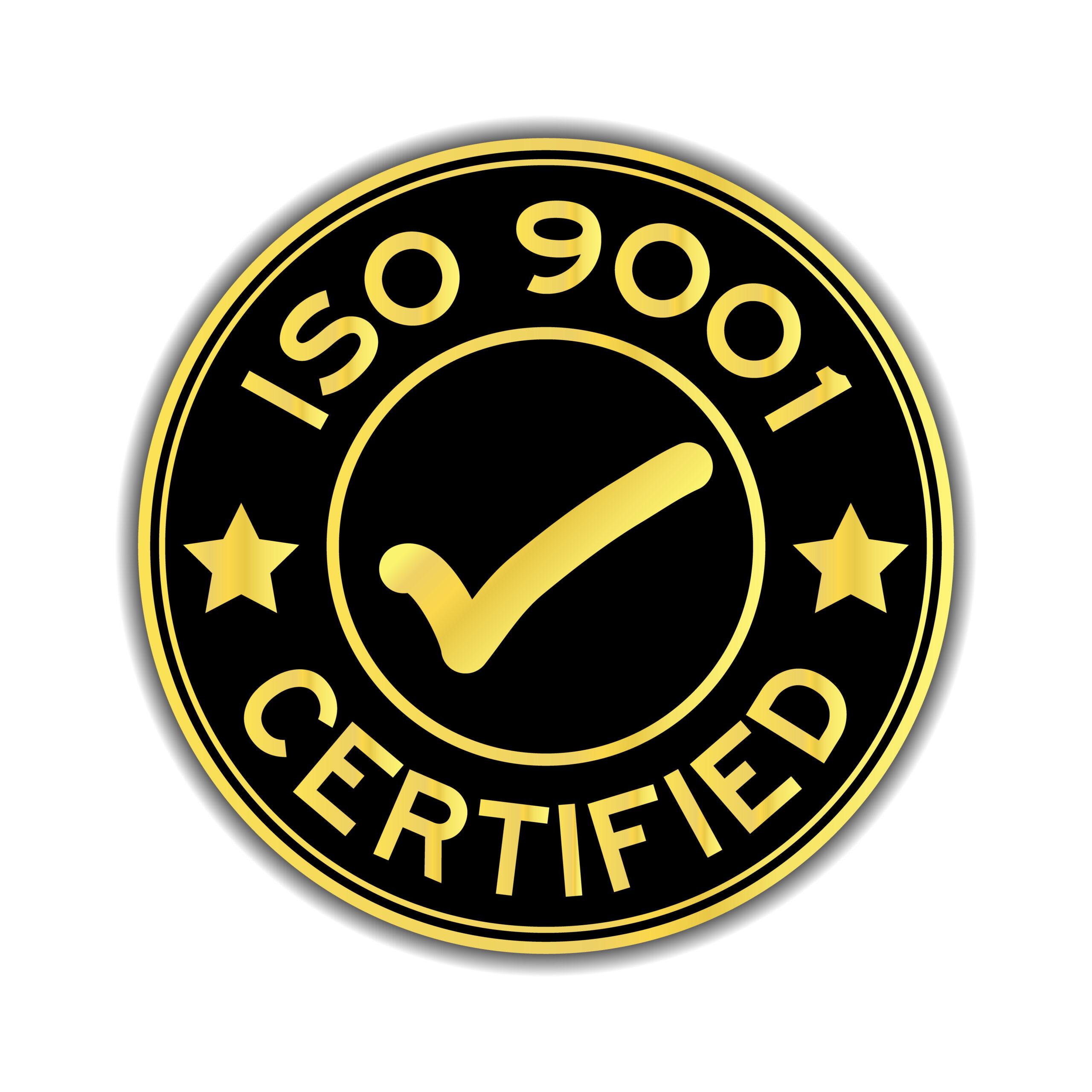 1SO 9001 Logo